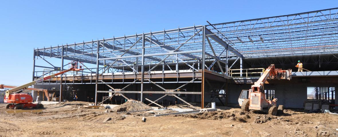 In Davinci Business Park Hayman Construction